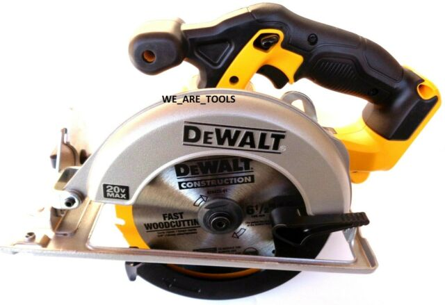 NEW Dewalt DCS393 20V Cordless Battery Circular Saw 6-1/2