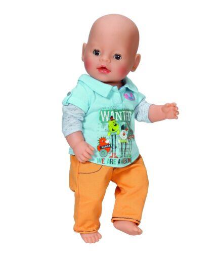 ZAPF CREATION BABY BORN ragazzi collezione 822197 giocattolo #brandtoys
