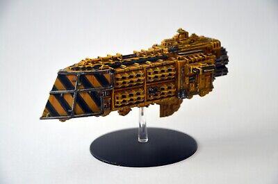 Gothic Resin Transports BFG Battlefleet Space Ship