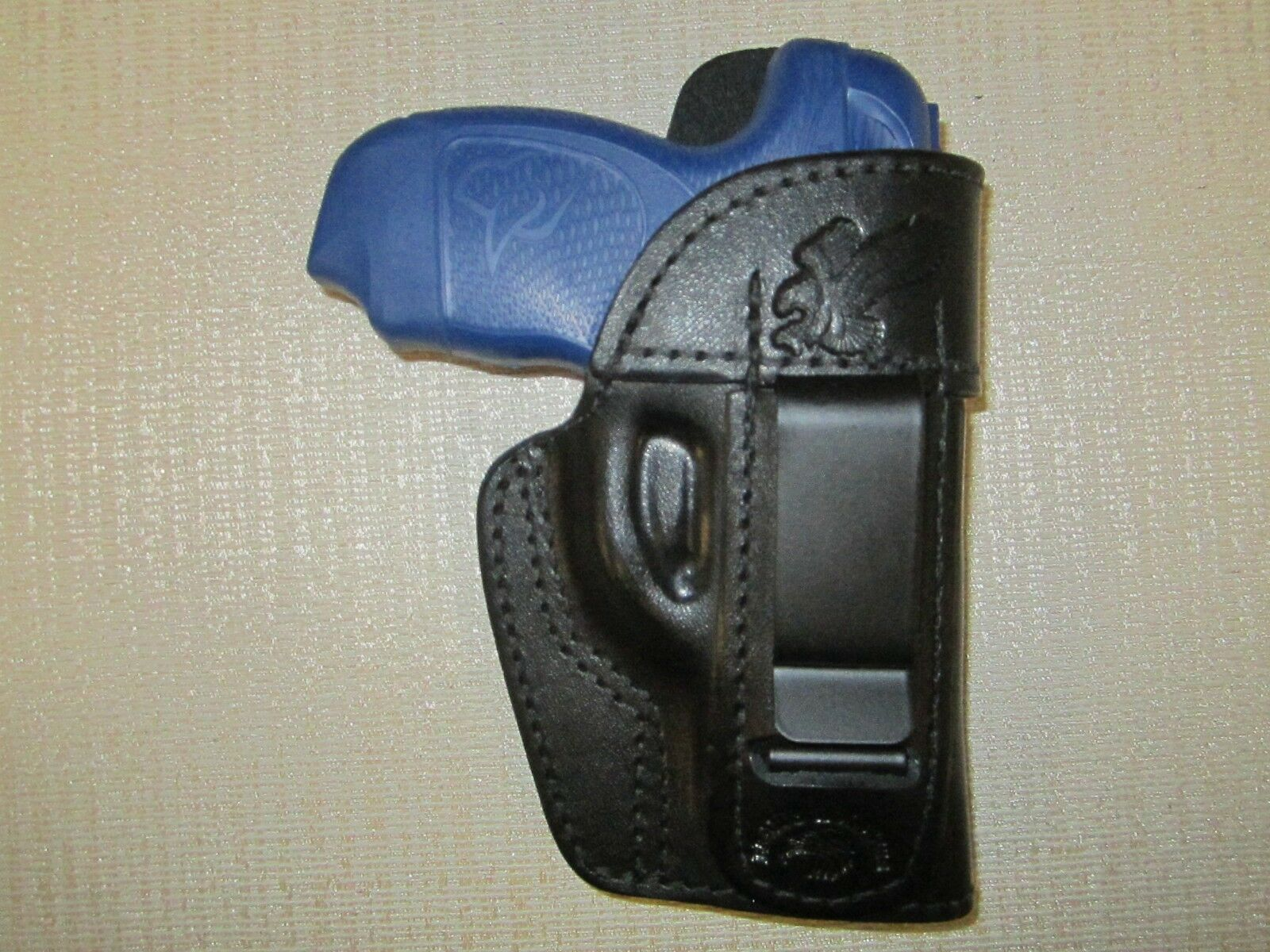 Taurus Spectrum iwb formed leather holster