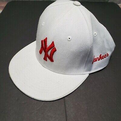 New York NY Snapback Baseball  Hat For Men Womens Cotton Flat Visor