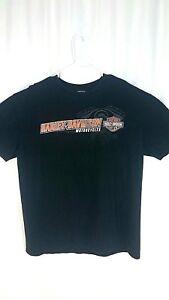 Details about Mens Harley Davidson Motorrad Matthies Tuttlingen Germany  Tshirt XL Black 2010