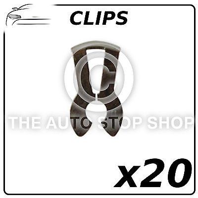 Panel Clips Doors Pannels 8,2 MM Renault Kangoo//Megane//Peugeot 508 etc 11638 8PK