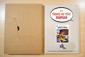 TT-N-5-TIF-ET-TONDU-N-XXXXVI-signe-par-Will-NEUF-BOITE-D-039-ORIGINE