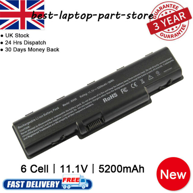 BATTERY FOR ACER ASPIRE 4732Z 5332 5516 5517 5532 5732Z 5534 AS09A31 AS09A41