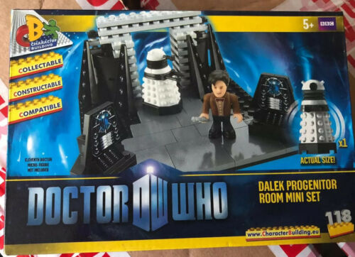 Foctir qui a building Dalek