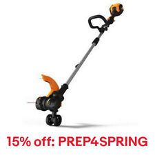 "WORX WG191 56V 13"" Cordless String Trimmer & Edger with Quick 90 Min Charger"