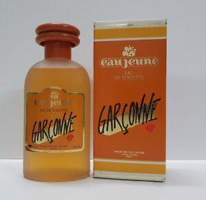 GARCONNE-EAU-JEUNE-Eau-de-toilette-200ml-splash-descatalogada