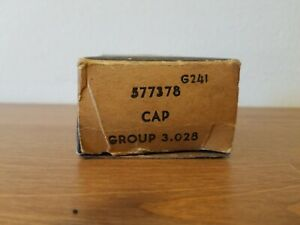 NOS-GM-GAS-CAP-1959-1963-OLDSMOBILE-1957-1960-BUICK-1959-1965-CADILLAC-577378