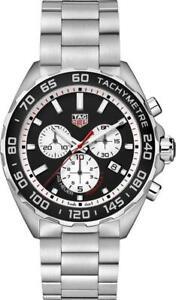 Tag-Heuer-Men-039-s-CAZ101E-BA0842-039-Formula-1-039-Chronograph-Stainless-Steel-Watch
