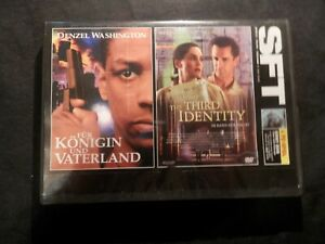 DVD-SFT-Fuer-Koenigin-und-Vaterland-The-Third-Identity-55-Zustand-Gut