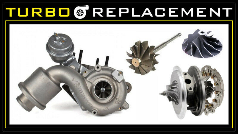 Quality Balanced Turbochargers & Turbo Parts - Turbo Replacement (031-701-1573)