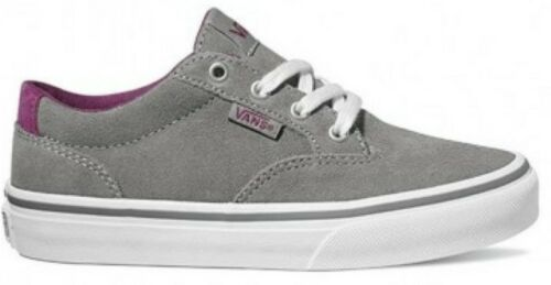 5 de deporte Vans Winston Zapatillas de Suede Bnib Zapatillas 2 Uk Grey Boys Orchid deporte Girls Deep zfOZxwOq