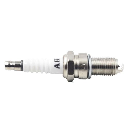 Iridium Spark Plug for DR7EIX//DR8EIX//DR9EIX BMW//Honda//Yamaha//Suzuki//Kawasaki