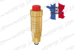 RADIATEUR-Purgeur-d-039-air-avec-vanne-d-039-isolement-FLEXVENT-1-2-diametre-M-1-2-NEUF