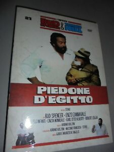 DVD-N-21-PIEDONE-D-039-EGIPTO-MITICI-BUD-SPENCER-Y-amp-TERENCE-HILL-2016