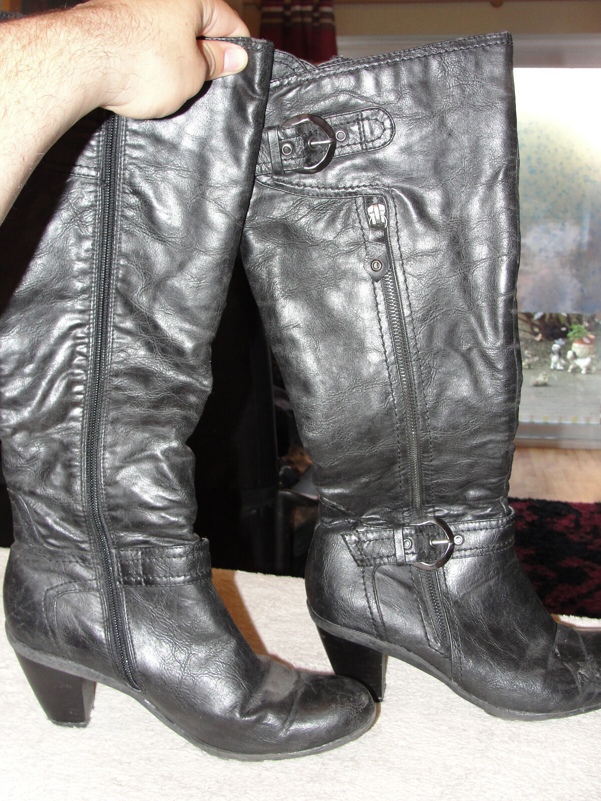 MARCO TOZZI BOOTS - SIZE 39