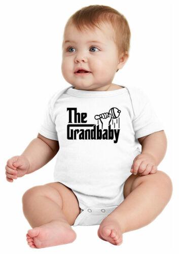 CUTE One Piece Baby Bodysuit THE GRANDBABY
