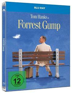 FORREST-GUMP-Tom-Hanks-Blu-ray-Disc-Steelbook-NEU-OVP