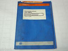 Reparatiebrochure VW Polo 6 N Onderstel assen stuurinrichting ab 1995
