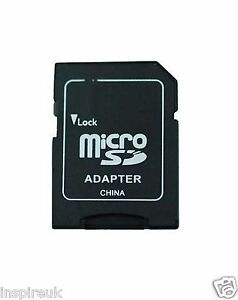 Micro Sd To Sd Card Adapter Converter For Dsi Dsi Ll Ebay