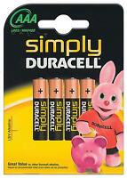 1x pack of 16 DURACELL AAA LR03 MN2400  ALKALINE BATTERIES EXP 2015 OR BETTER