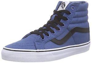 VANS-SK8-HI-Reissue-Men-Shoes-VN0003CAIOT-Navy-Black-Core-Classic-Canvas-Unisex