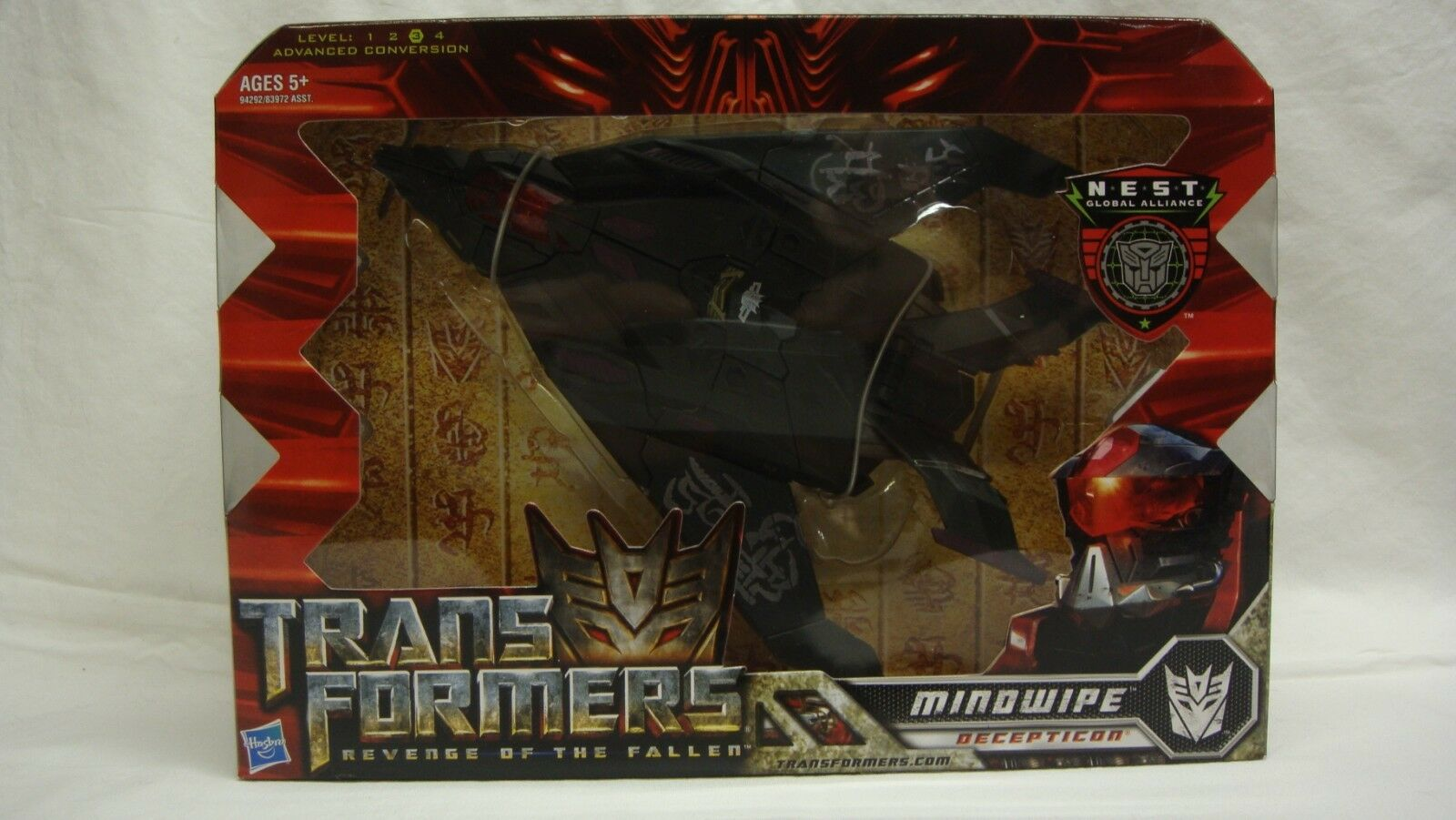 tienda de pescado para la venta Transformers la venganza de los caídos la venganza de de de los caídos Nido Decepticon Mindwipe Voyager Nuevo   wholesape barato