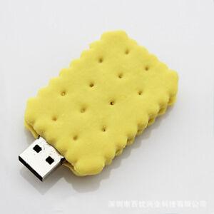 Crema-De-Chocolate-Relleno-Bizcocho-Masita-16-GB-Unidad-Flash-Memoria-Portatil-Usb-Novedad