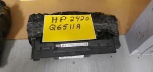 Original HP Q6511A Black Toner Cartridge 11A Remain 75% Canada Preview