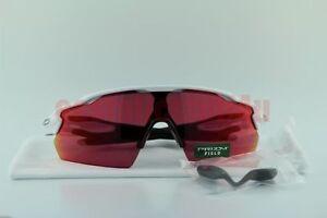 f32100feb89012 Oakley Radar EV Pitch Oo9211-0438 Sunglasses Polished White Prizm Field  9211 04