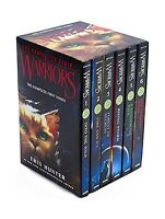 Warriors Box Set: Volumes 1 To 6: The Complete First Series (wa... Free Shipping