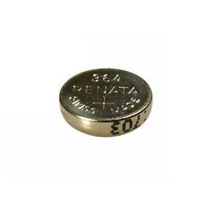#364 (SR621SW) Renata Mercury Free Watch Batteries - Strip of 10
