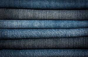 Denim-Fabric-100-Polyester-Jeans-Fabric-60-034-Wide-Sold-By-The-Yard