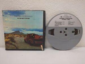 BARBRA-STREISAND-Stoney-End-3-IPS-4-Track-Reel-To-Tape-1971-Columbia-CR-30378