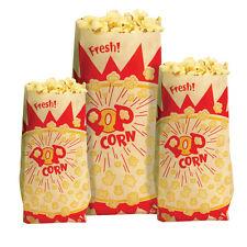 1000 1 Oz Popcorn Bags Free Shipping