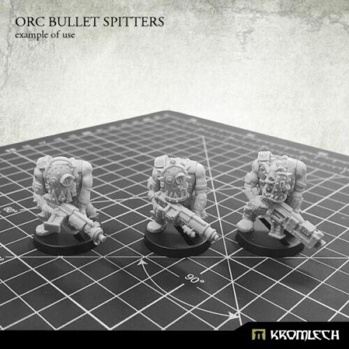 Kromlech Orc Bullet Spitters Brand New KRCB 189