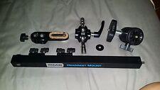 Proaim Headrest Mount /w Ball Tilt Head Video Film DV HDV DSLR Camera up to 2kg
