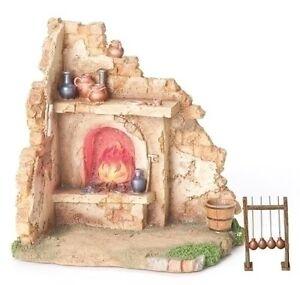 Fontanini-Nativity-Village-Glassblower-Shop-55570