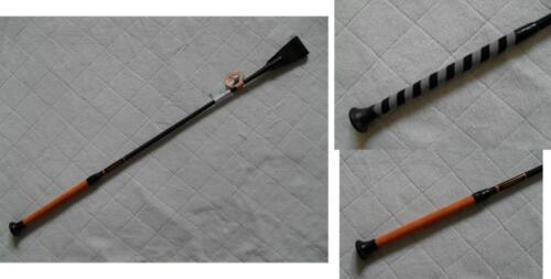 GERTE PEITSCHE DÖBERT Griff Orange oder grau schwarz