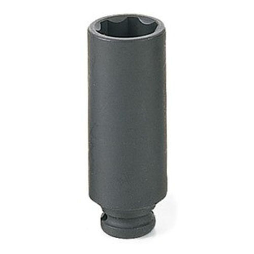 "Grey Pneumatic 913MDS 1//4/"" Surface Drive x 13mm Deep Socket"
