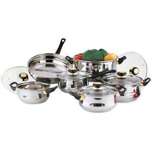 6-PC-STAINLESS-STEEL-SAUCEPAN-PAN-POT-SET-CASSEROLE-FRYING-PANS-POTS-BAKELITE