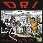 Dealing with It by D.R.I. (Punk) (CD, Jan-2007, Beer City Records)