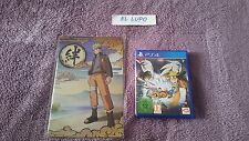 NARUTO ULTIMATE SHIPPUDEN NINJA STORM 4 SONY PS4 + METAL PLATE COLLECTOR