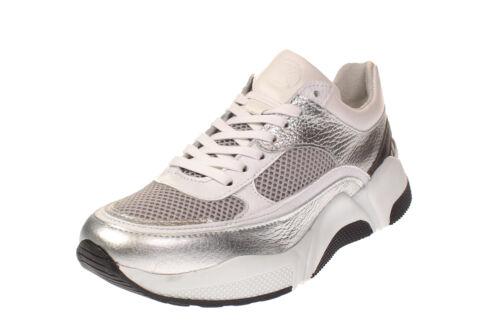 35 Laury Sneaker Post Damen Xchange Schuhe 9400 silver q4vHfwU7