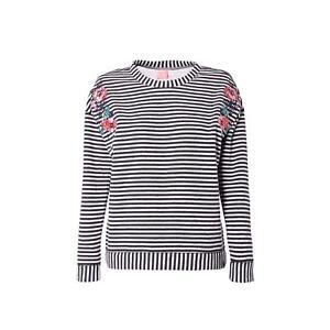Sweater Women Schwarz Sweat Sweatpullover Gestreift Skyway Brunotti AqwB5c8B