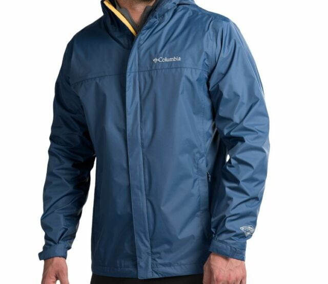 036326ec6b92 Columbia Men s Watertight II Jacket Night Tide X-large for sale ...