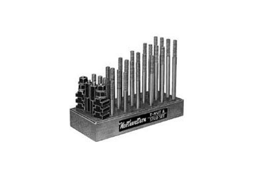 US Made T-Nut /& Stud Set; 13//16 Table Slot; 5//8-11 Stud Size Northwestern 40010
