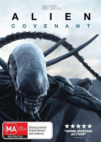 1 of 1 - Alien - Covenant (DVD, 2017)  NEW & SEALED