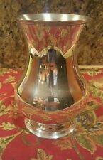 """Christofle Vase in Beautiful Condition! 8"""" Tall"""